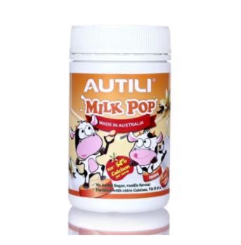 【澳洲CD药房】Autili 澳特力 奶爆高钙奶片 香草原味 850毫克 180片