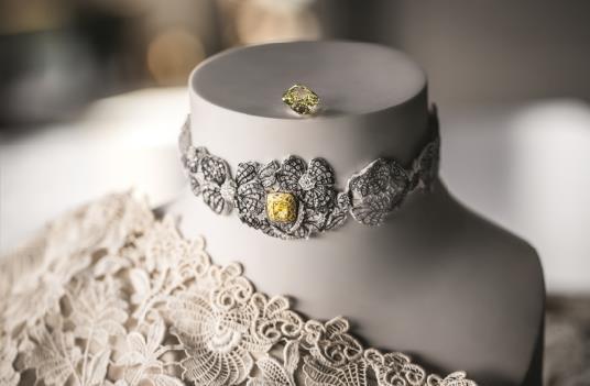 迪奥推出Dior Dior Dior顶级珠宝系列 系列灵感源自高订时装