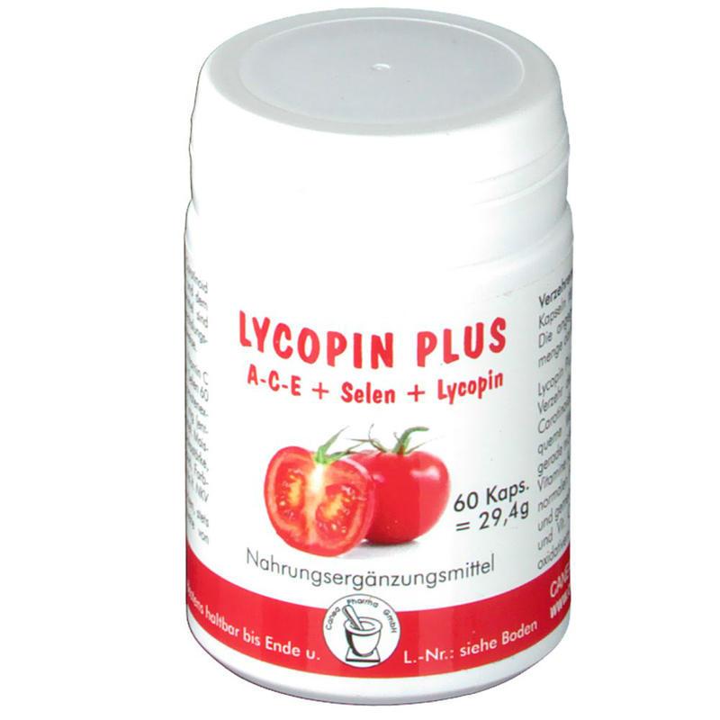 【德国BA】Lycopin Plus 番茄红素胶囊 60粒