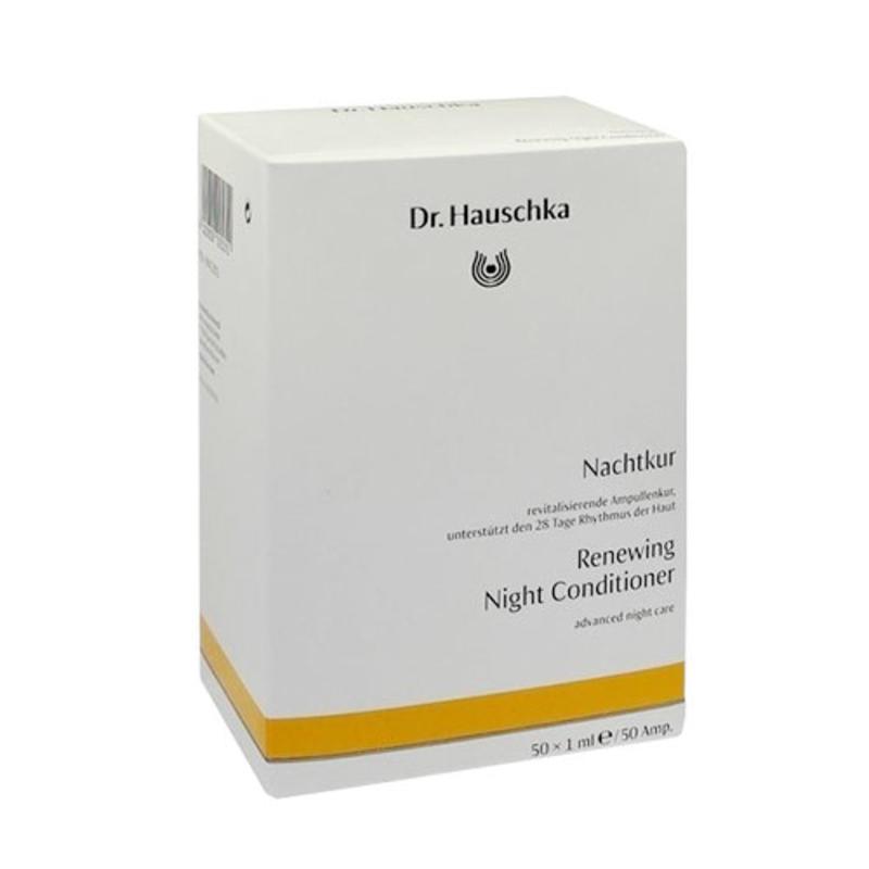 【德国BA】Dr. Hauschka 德国世家 律动夜间修护甘露 50x1ml