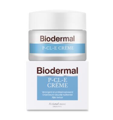 【荷兰DOD】Biodermal P-CL-E修复再生面霜 50ml