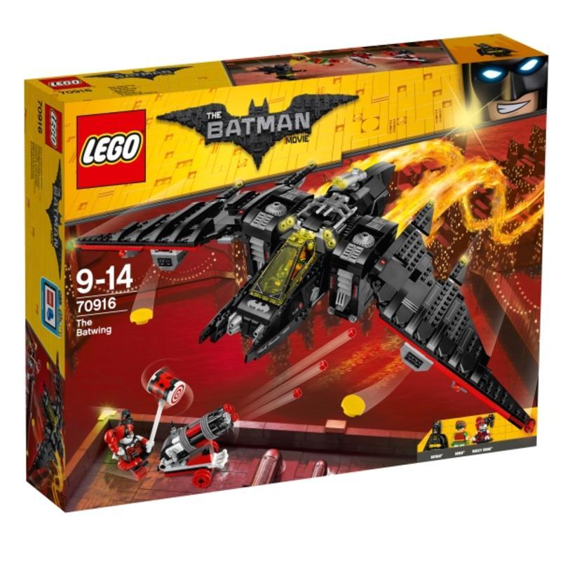 【德国BA】Lego 乐高 蝙蝠侠大电影系列 蝙蝠战机 1053粒 9-14岁 1套