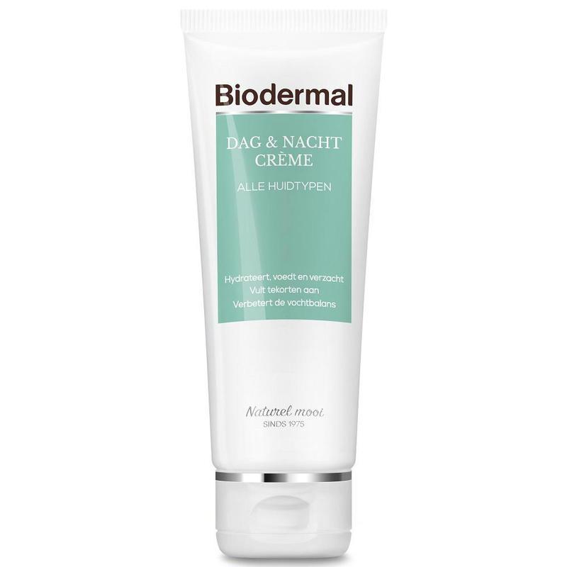 【荷兰DOD】Biodermal 2合1面霜(滋养保湿) 100ML