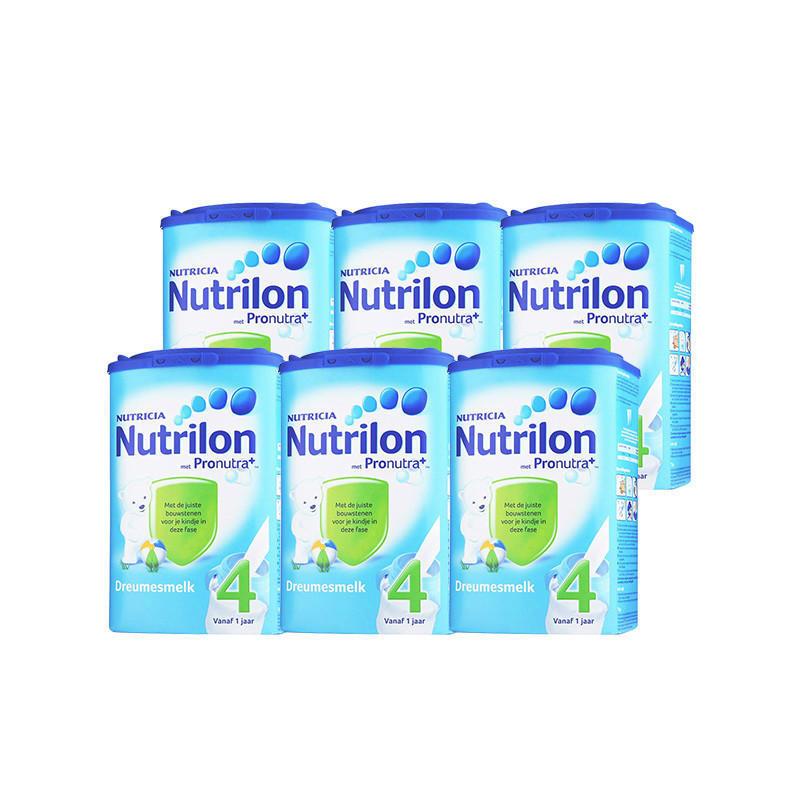 【6件包邮装】荷兰Nutrilon牛栏婴幼儿奶粉 4段