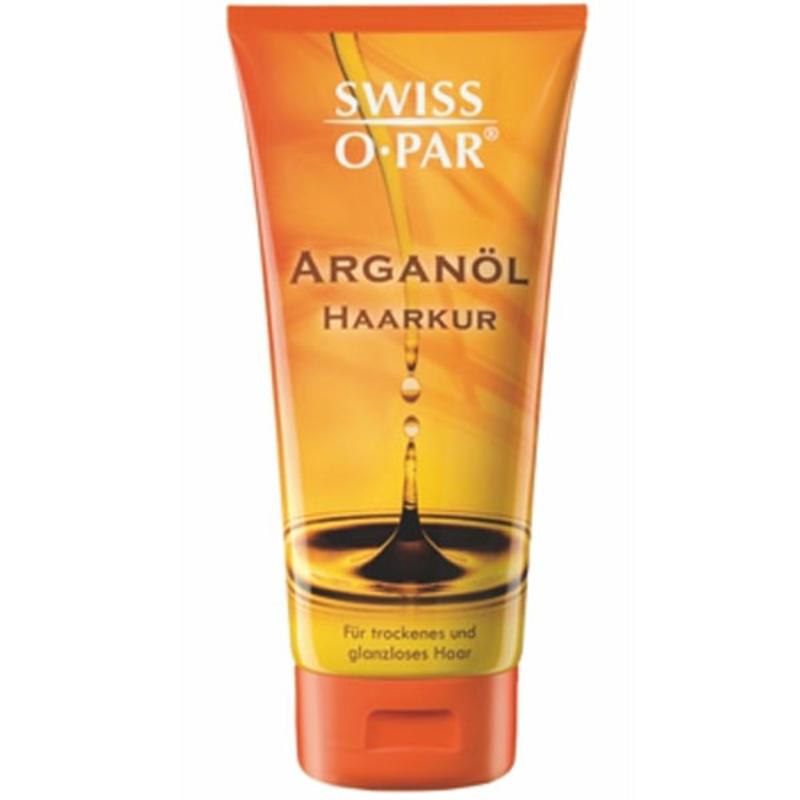 【德国BA】Swiss O Par 摩洛哥坚果油深层滋养发膜 适合干燥及黯淡发质/预防掉发脱发 200ml