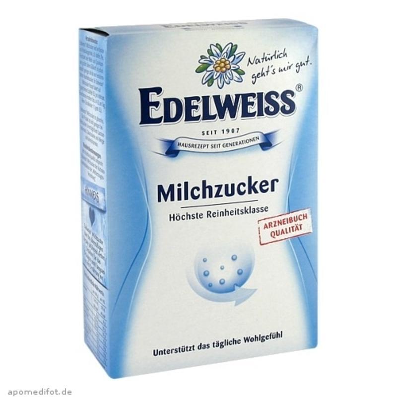 【德国BA】Edelweiss 雪绒花天然乳糖 平衡称道菌群 500g