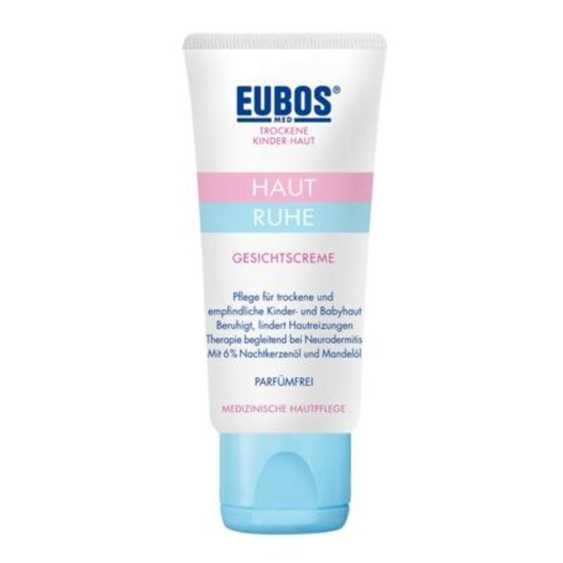 【德国BA】EUBOS优宝儿童高保湿面霜/预防苹果脸 30ml