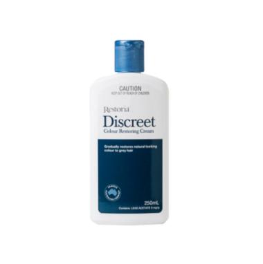 【澳洲Amcal】Restoria 丽丝雅 黑发还原乳(非染发) 250ml