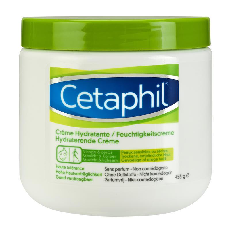 【荷兰DOD】Cetaphil 丝塔芙 保湿润肤霜 453g