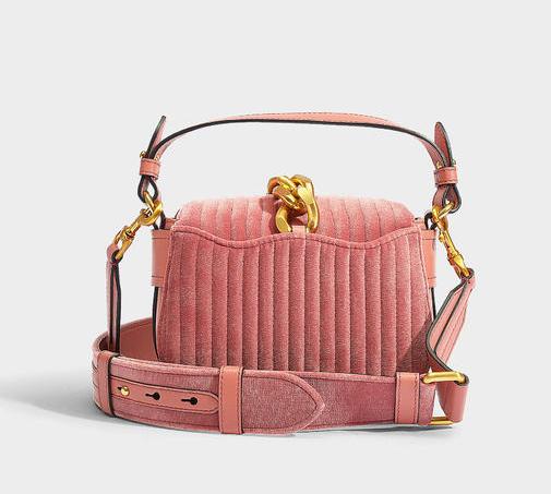 Moschino Hidden lock shoulder bag