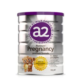A2 白金系列孕妇配方奶粉 900g 特价AU$39.95约197元