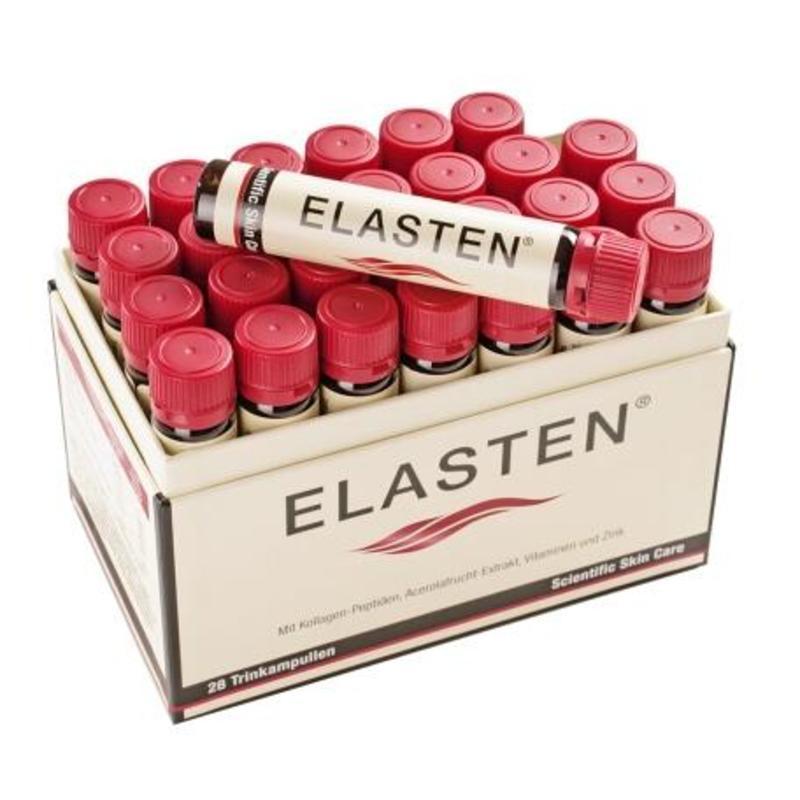 【德国BA】Elasten 伊莱胶原蛋白肽口服液 28x25ml