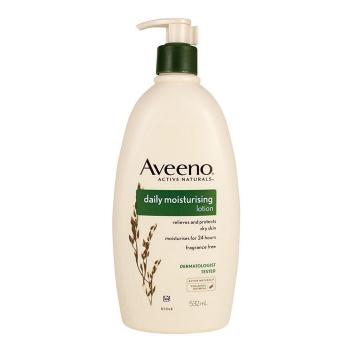 【澳洲CD药房】Aveeno 艾维诺燕麦全天候保护保湿乳液532ml
