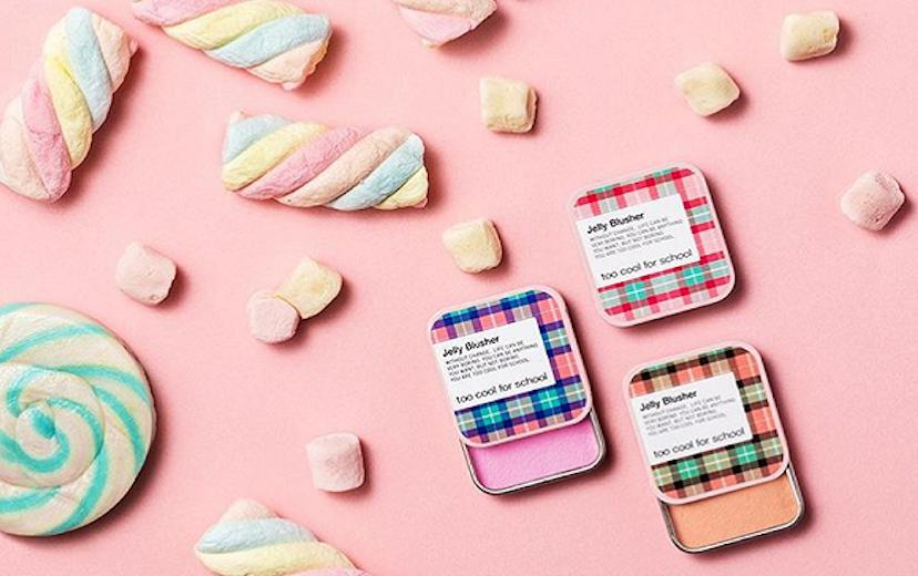 韩国彩妆品牌Too Cool For School推出新彩妆系列