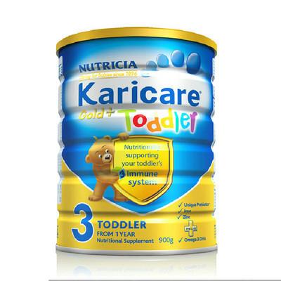 新西兰奶粉海淘攻略_Karicare 可瑞康 金装3段婴儿配方奶粉 900g 6罐装包邮装-全球去哪买