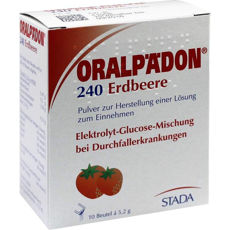 【德国DC】Oralpaedon 电解质葡萄糖粉低至八一折