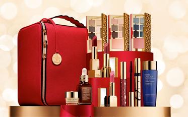 Estee Lauder雅詩蘭黛英國官網買任意香水加£68換購圣誕禮包