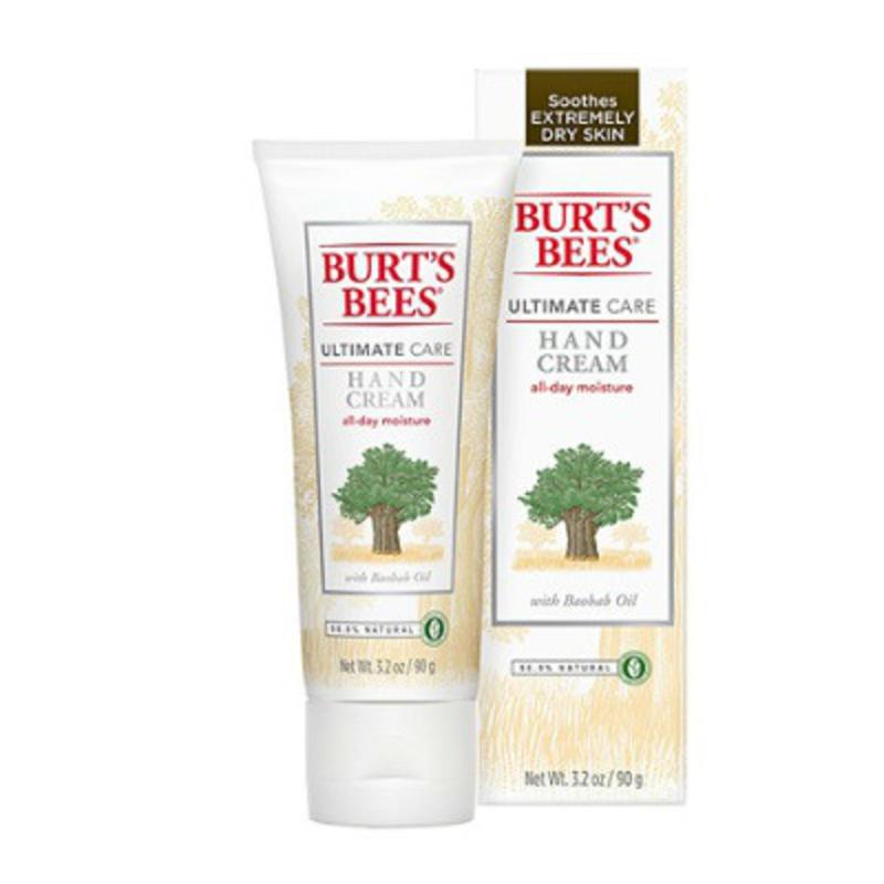 【荷兰DOD】Burt's Bees 小蜜蜂 生命树修复滋养护手霜 50g