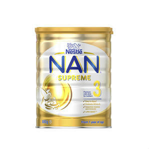 Nestle NAN HA 雀巢超級能恩金盾奶粉3段 1-3歲 800g 6罐包郵