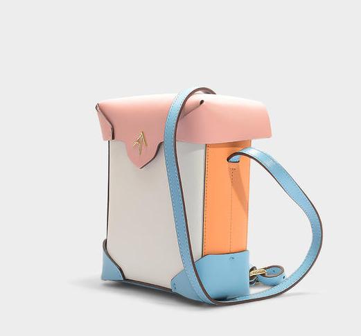 Manu Atelier Pristine Combo mini bag