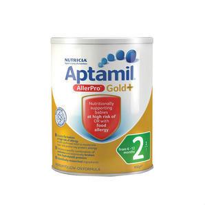 Aptamil 深度水解抗过敏湿疹奶粉 2段 6-12月900g 6罐包邮装