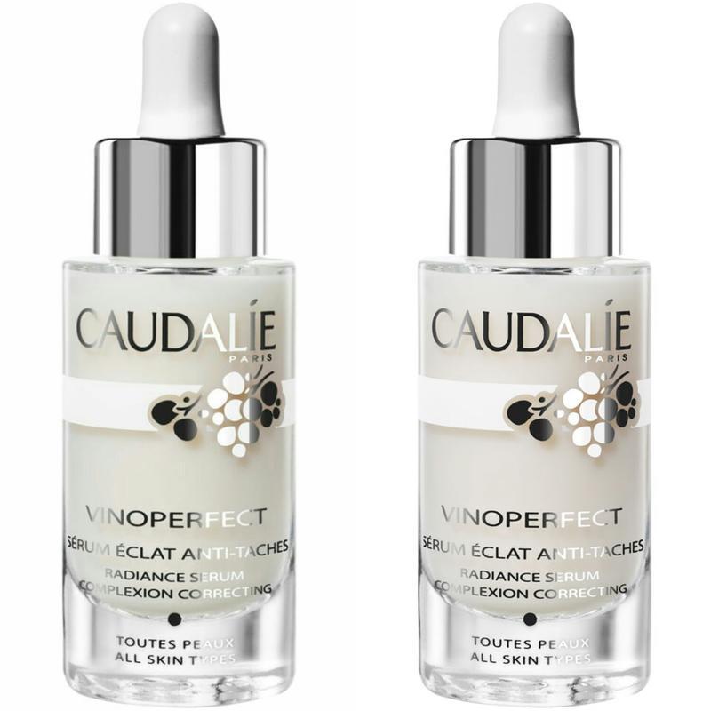 Caudalie 欧缇丽 莹润保湿美白祛斑精华液 两瓶装 2 x30ml低至7折