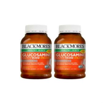 【澳洲CD药房】超值2件装|Blackmores 澳佳宝 维骨力关节灵 硫酸氨基葡萄糖 1500mg 180片