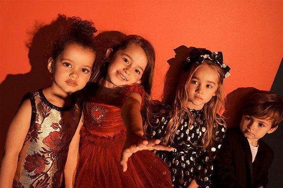 奢侈品电商平台NET-A-PORTER推出Dolce&Gabbana童装线上快闪店