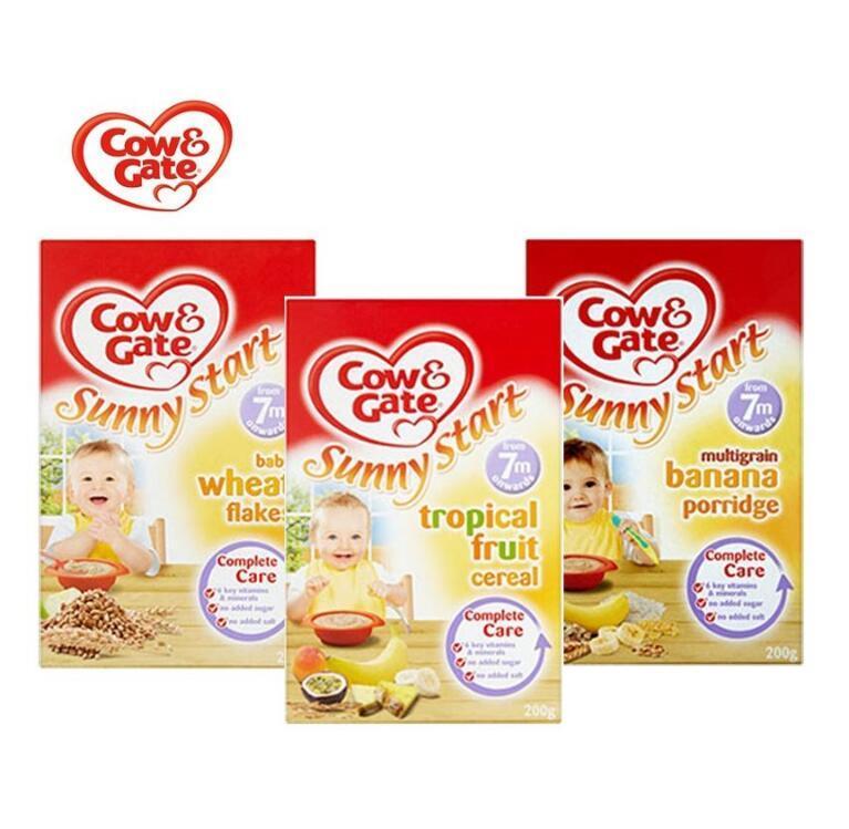 转运婴儿辅食:婴儿米粉有哪些牌子比较好的?