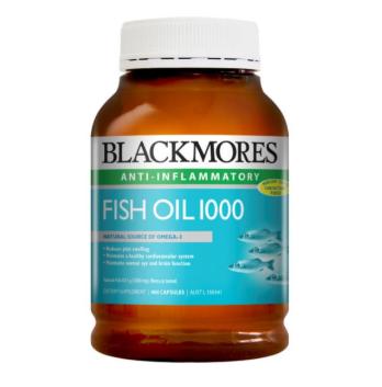 【澳洲CD药房】Blackmores 深海鱼油胶囊 400粒