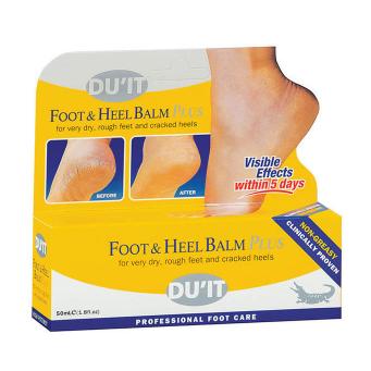 【澳洲CD药房】DU&#039IT 急救脚膜脚霜 50ml(干裂脱皮嫩足 )