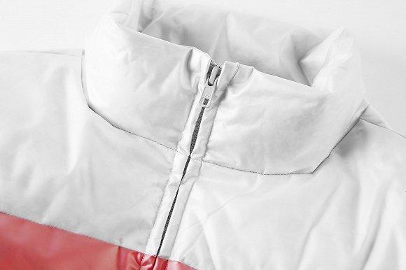 New Balance与Randomevent联名 实验款透明羽绒服外套