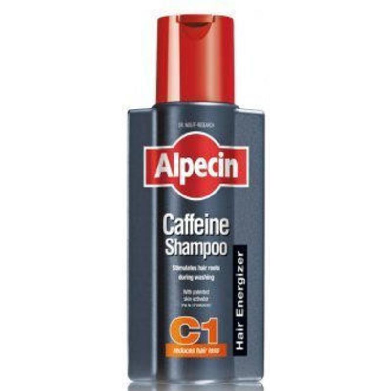 【荷兰DOD】Alpecin 阿佩辛 咖啡因C1防脱发洗发水 250ml(防止脱发/促进毛发生长)