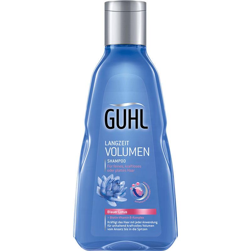 【荷兰DOD】Guhl 蓝莲花浓缩洗发水 长效亮泽/丰发蓬松/不含硅 250ml