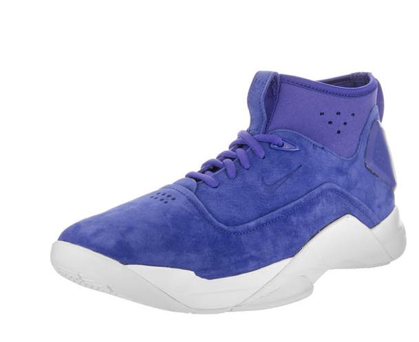 NIKE 耐克男子的 Hyperdunk 低莱克丝至高无上的蓝色/至高无上的蓝色篮球鞋