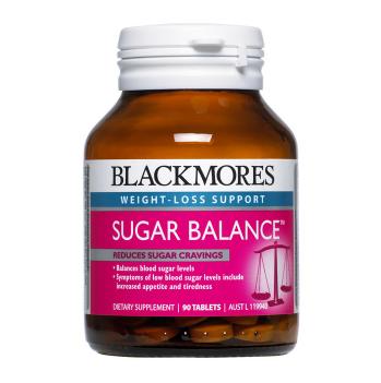 【澳洲CD药房】Blackmores血糖平衡片 缓解糖尿 辅助降低血糖 90粒