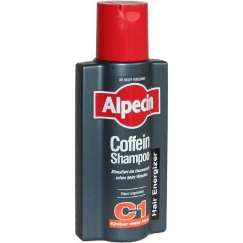 Alpecin 阿佩辛 咖啡因防脱生发洗发水C1 250ml仅需€6.21