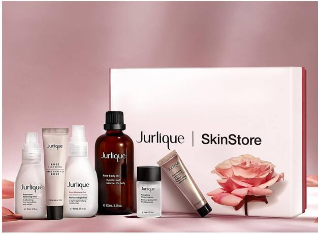 Julique联合SkinStore推出2018合作款礼盒 售价$55