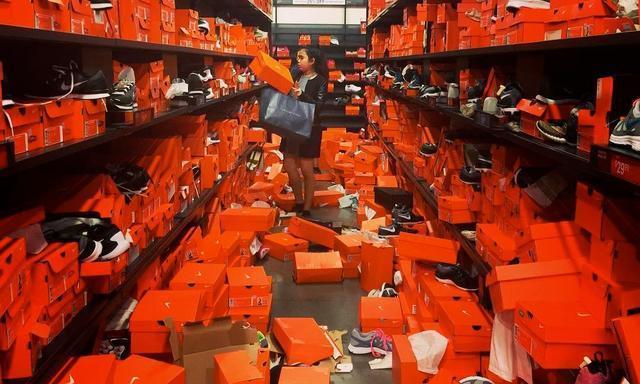 上一年美国黑色星期五Nike犹如中国菜市场,今年有打折?