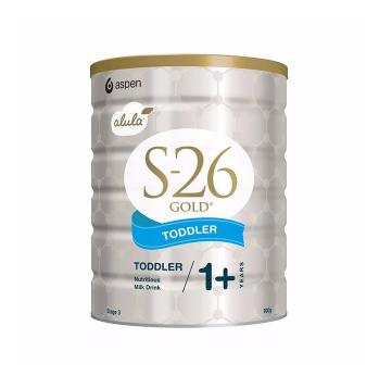 【澳洲CD药房】S-26 Gold 澳洲惠氏金装3段奶粉 900克(1岁以上的婴儿)