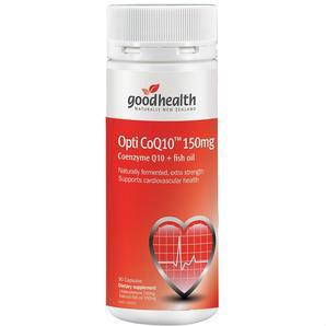 Good Health 好健康 150mg辅酶Q10胶囊 90粒(保护心脏)