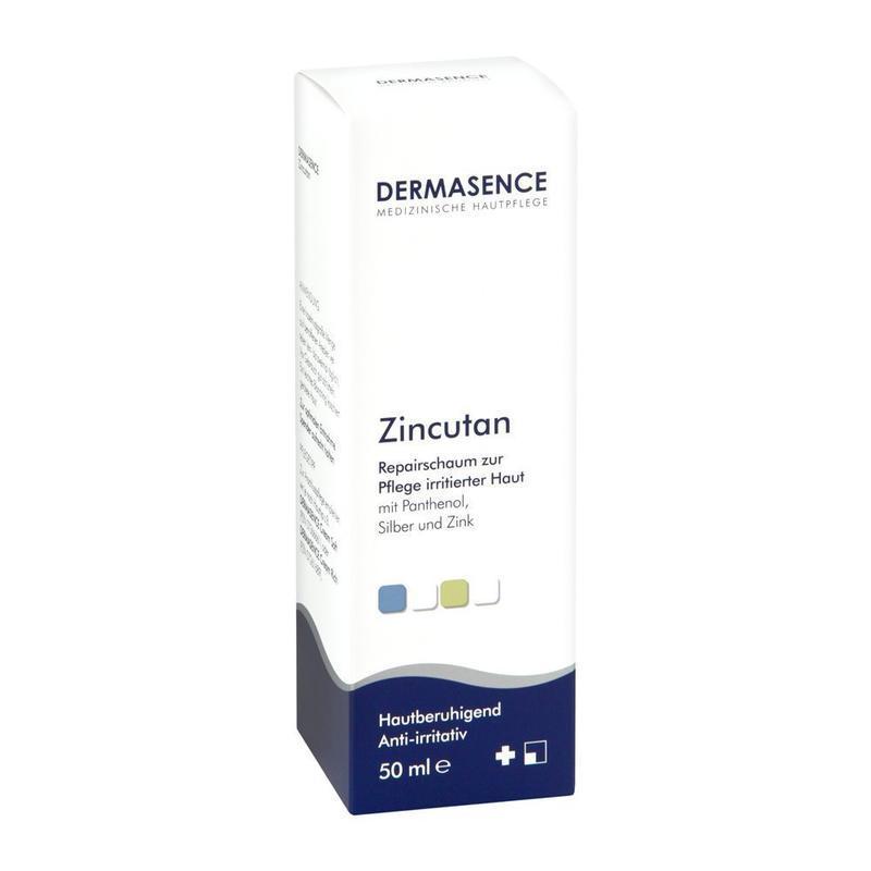 Dermasence 皮肤消炎护理慕斯 50ml 适用于炎症粉刺痤疮/皮疹 抗菌消炎 促进皮肤修复再生低至8折