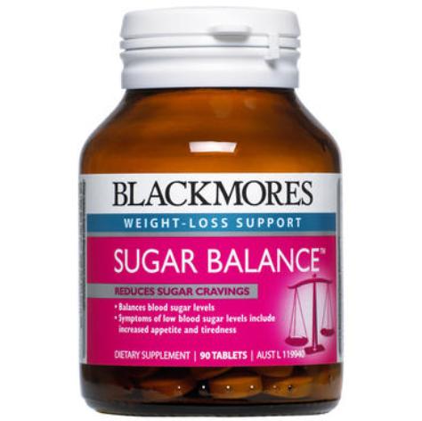 【澳洲PO药房】Blackmores 澳佳宝 血糖平衡片 90片(辅助降血糖)