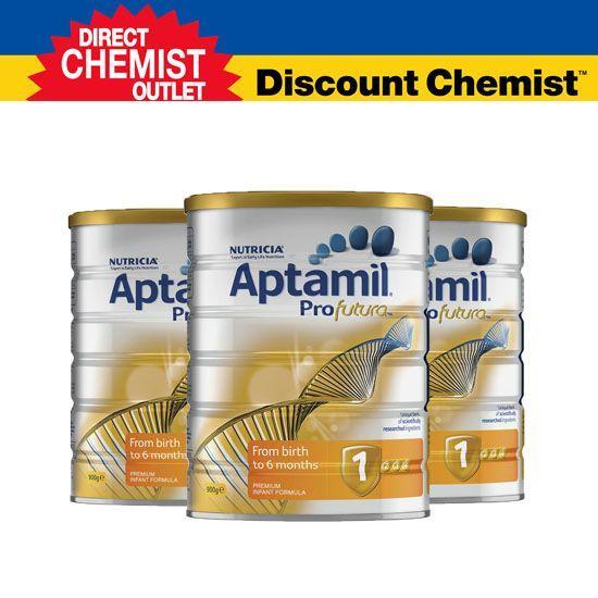 【三罐包邮包税】Aptamil Profutura 爱他美 铂金版奶粉1段