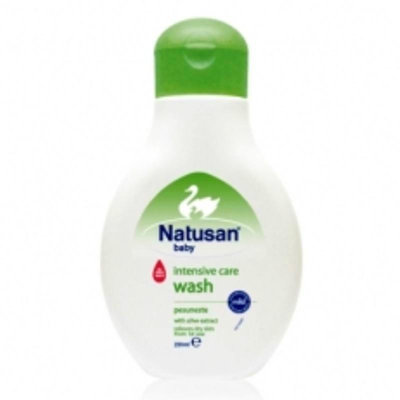 【荷兰DOD】Natusan 特温和沐浴露 250ml