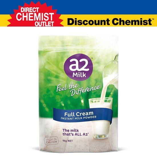 【單品包郵】a2 高鈣全脂奶粉 學生/成人/中老年人 1kg