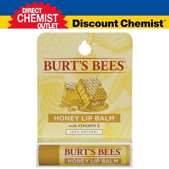 Burt&#039s Bees 小蜜蜂 蜂蜜润唇膏 4.25G