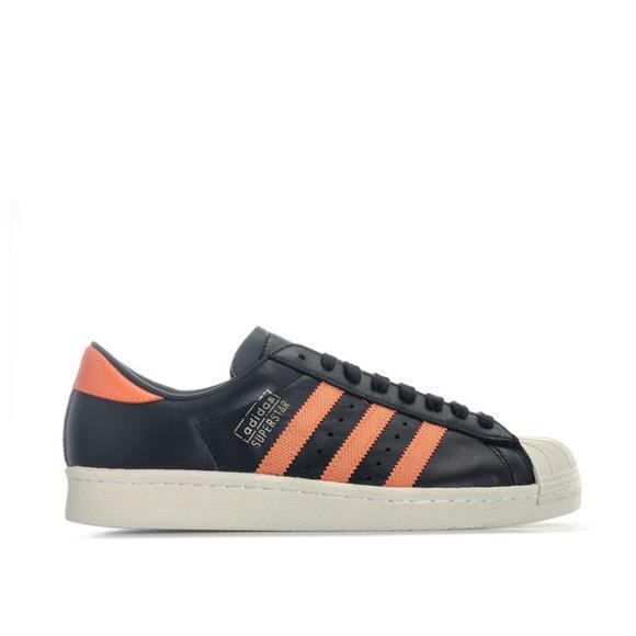 adidas Originals男士Superstar OG巨星板鞋2,新品9折,包邮包税 到手价£96.28(约866.54)