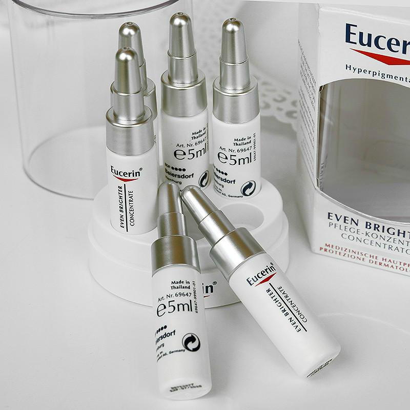 【荷兰DOD】Eucerin 优色林 美白淡斑保湿抗氧化精华素 6x5ml