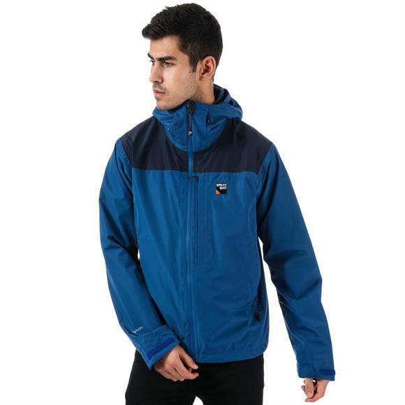 Sprayway 男士Taku 2 Layer Lightweight 夹克外套,专场一口价无码下单立享60磅,包邮包税